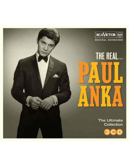 The Real... Paul Anka (3 CD)