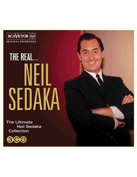 The Real... Neil Sedaka (3 CD)