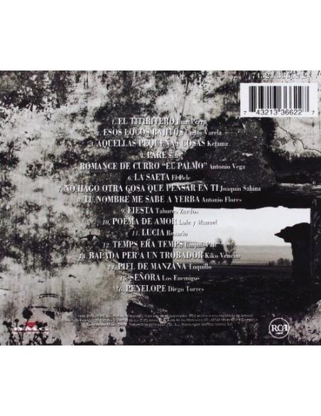 Serrat... Eres Unico (1 CD)