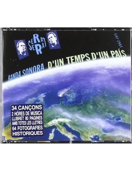 D'Un Temps, D'Un Pais (Banda Sonora) (2 CD)
