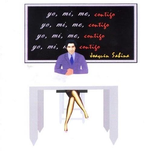 Yo, Mi, Me, Contigo (1 CD)