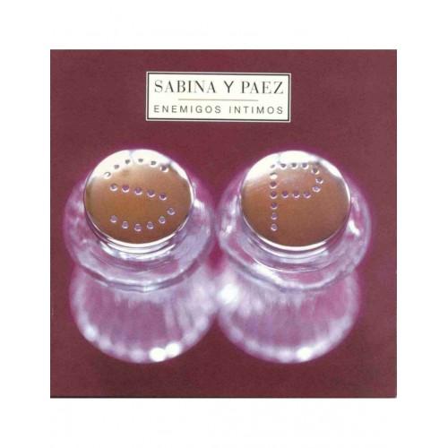 Enemigos Intimos (Joaquin Sabina Y Paez, S.L.) (1 CD)