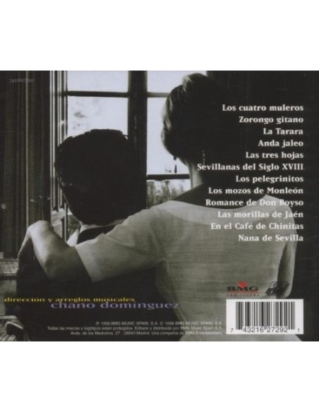 Lorquiana - Canciones Populares De (1 CD)