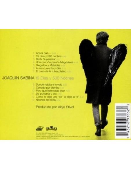 19 Dias Y 500 Noches (1 CD)