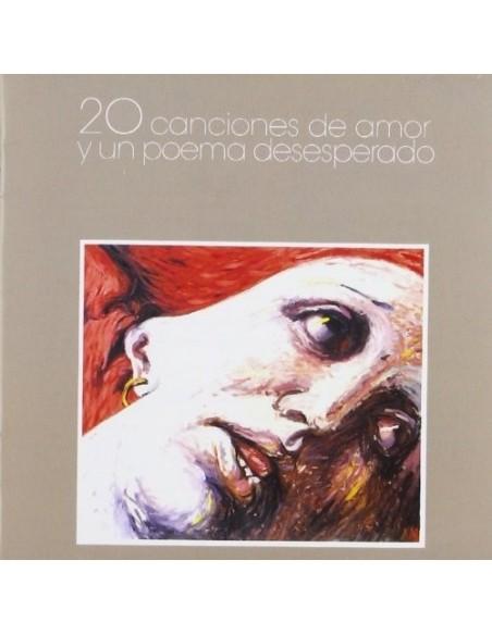 20 Canciones De Amor Y Un Poema Desesper (2 CD)