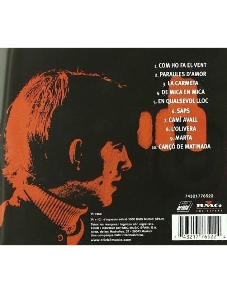 Joan Manuel Serrat (Com Ho Fa El Vent) (1 CD)