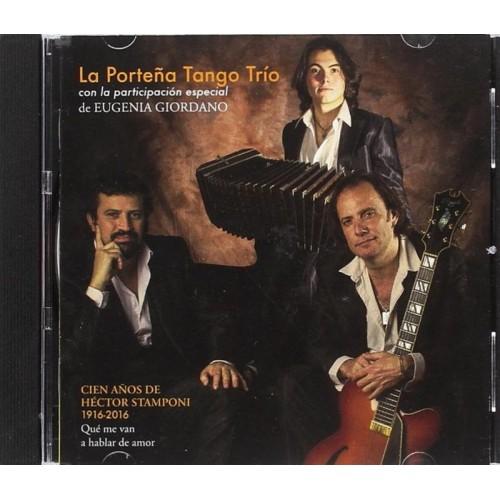 Cien Años De Héctor Stamponi 1916-2016 (1 CD)