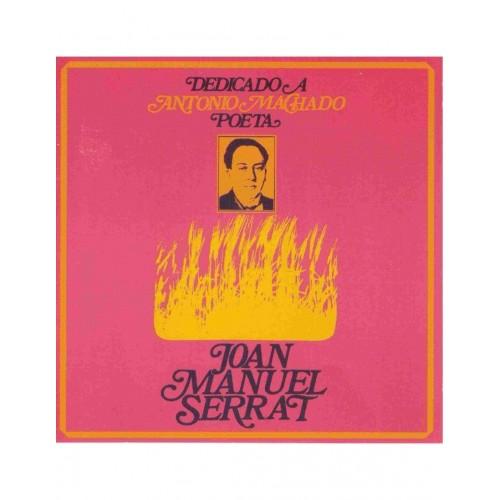 Dedicado A Antonio Machado, Poeta (1 CD)