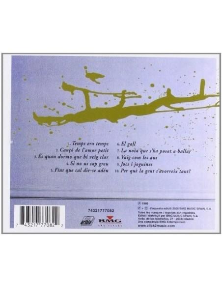 Tal Com Raja (1 CD)