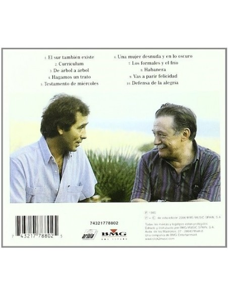 El Sur Tambien Existe (1 CD)