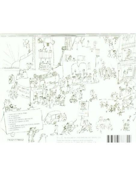 Cada Loco Con Su Tema (1 CD)