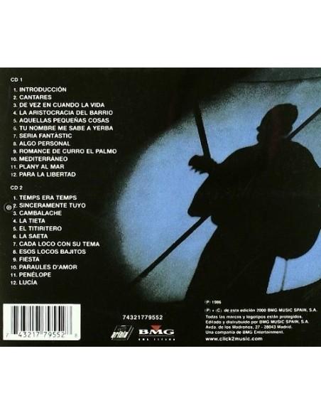 Serrat En Directo (2 CD)