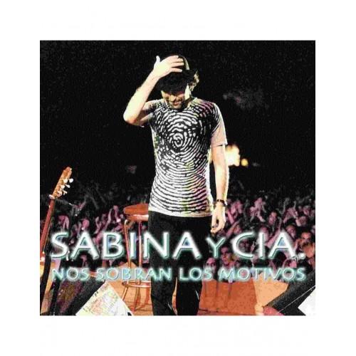 Nos Sobran Los Motivos (Joaquin Sabina y Cia.) (2 CD)