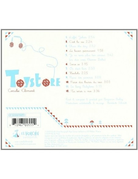 Toystore (1 CD)