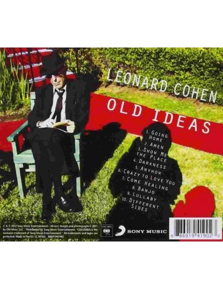 Old Ideas Ed.Española Traduccion J.Sabina (1 CD)