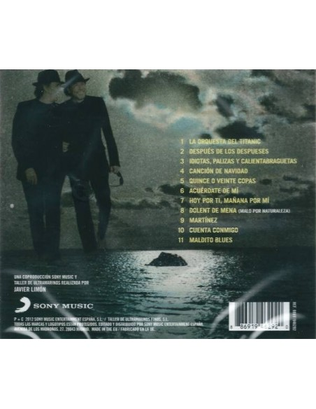 La Orquesta Del Titanic (1 CD)
