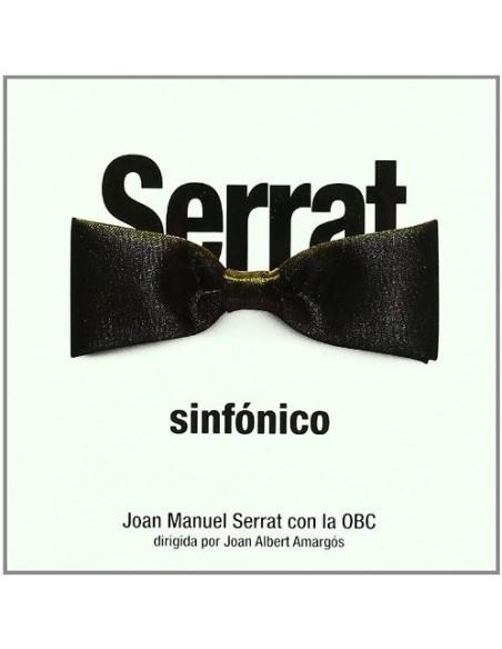 Serrat Sinfonico (1 CD)