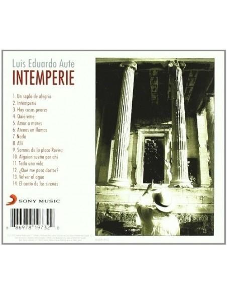 Intemperie (1 CD)