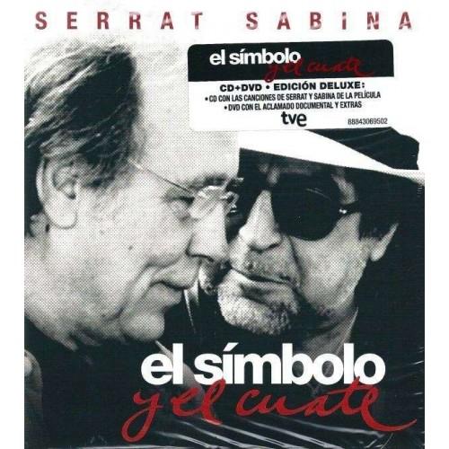 El Simbolo Y El Cuate (1 CD+1 DVD)