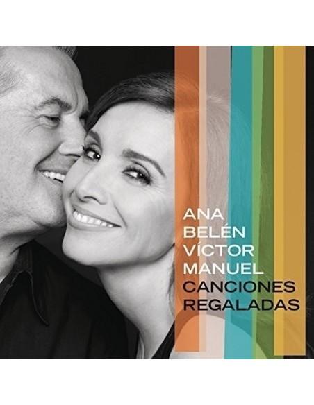 Canciones Regaladas (1 CD)