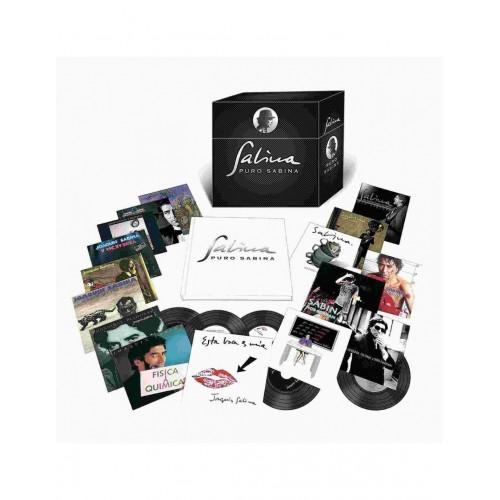 Puro Sabina. Caja Especial (19 CD)