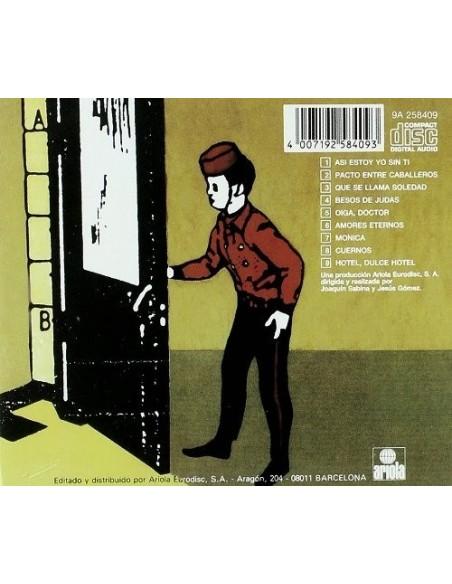 Hotel, Dulce Hotel (1 CD)