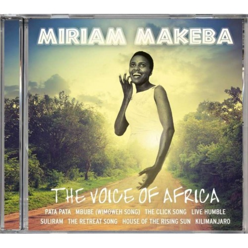 The Voice Of Africa (1 CD)