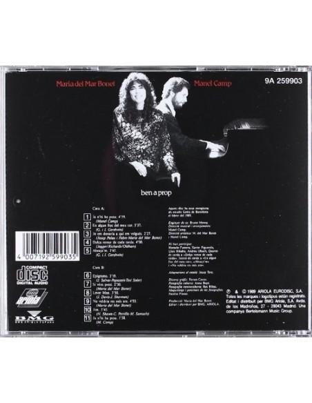 Ben A Prop (1 CD)