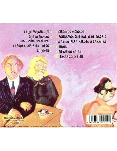 Malas Compañias (1 CD)