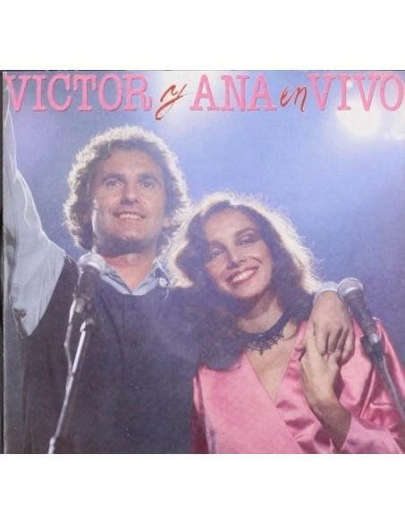 Victor Y Ana En Vivo (1 CD)