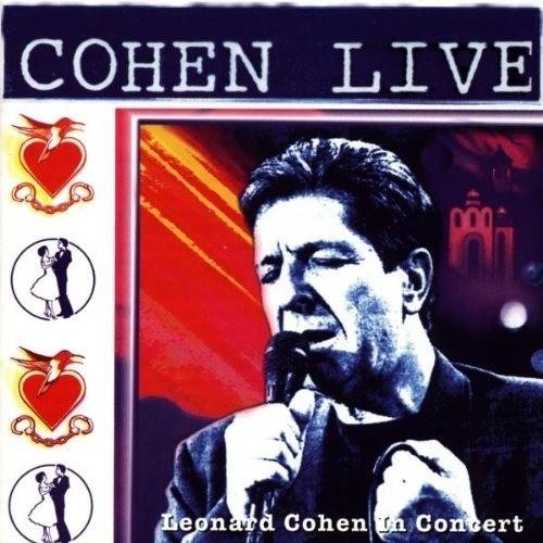 Cohen Live-Leonar Cohen Live (1 CD)