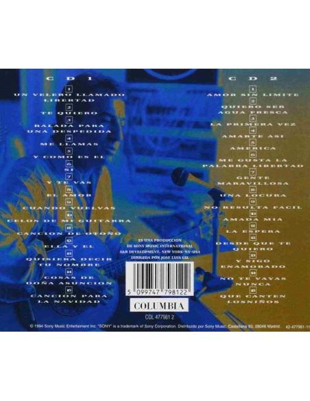 Mis Treinta Mejores Canciones. (2 CD)