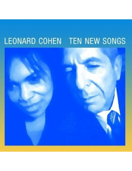Ten New Songs (1 CD)
