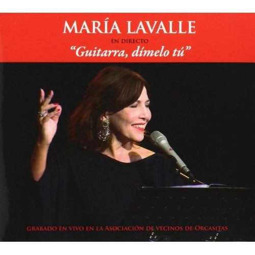Guitarra, Dímelo Tú (1 CD)