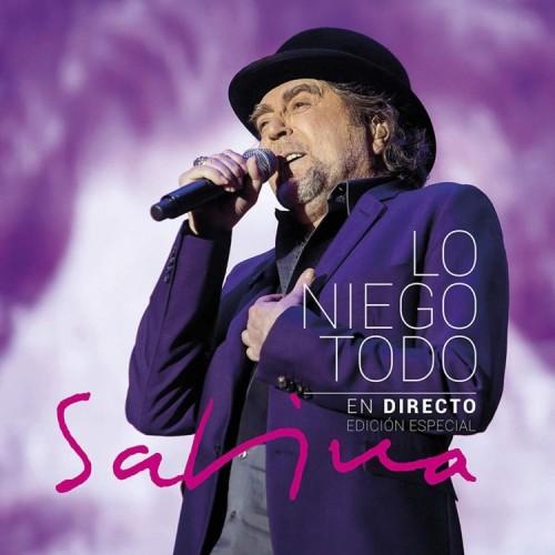 Lo Niego Todo - En Directo (2 CD+1 DVD Edición Especial)