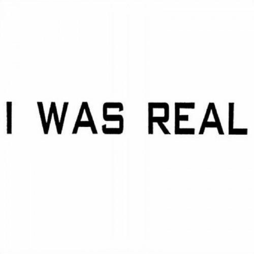 I Was Unreal (1 CD)