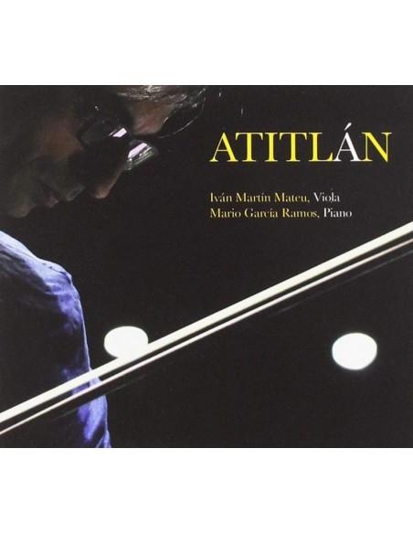 Atitlán (1 CD)