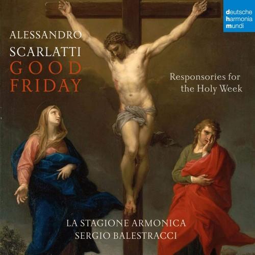Alessandro Scarlatti: Easter Responsori Of The Holy Week (1 CD)