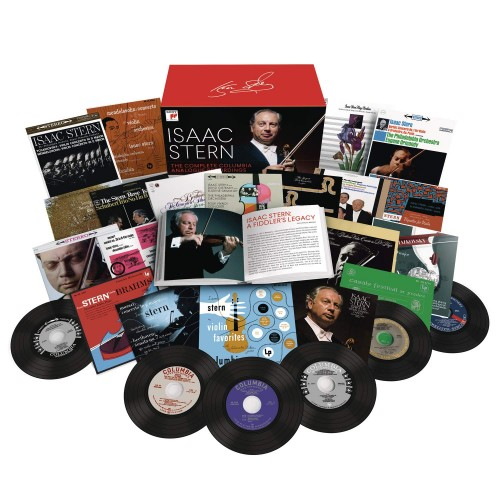 Isaac Stern - The Complete Columbia Anologue Recordings (75 CD)