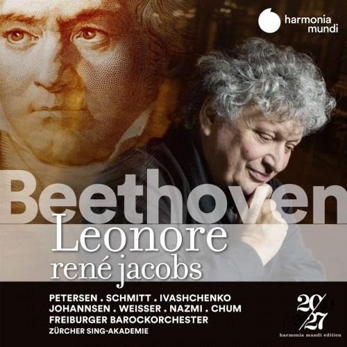 Rene Jacobs Freiburger Barock. Leonore (2 CD)