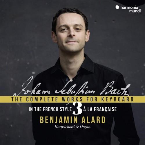 Benjamin Alard. Complete Keyboard Edition V. 3 (3 CD)