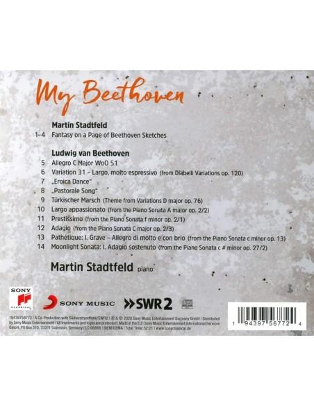 My Beethoven. Mein Beethoven (1 CD)