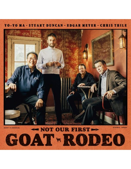 Not Our First Goat Rodeo (1 CD)
