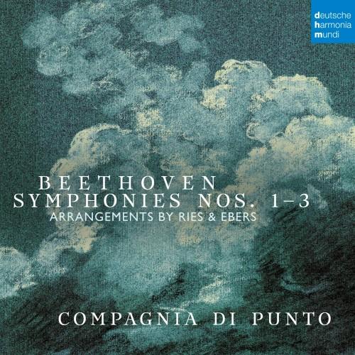 Beethoven: Symphonies Nº 1-3 (Arr. By Ries & Ebers) (2 CD)