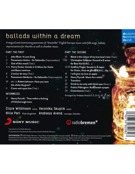 Ballads Within A Dream (1 CD)