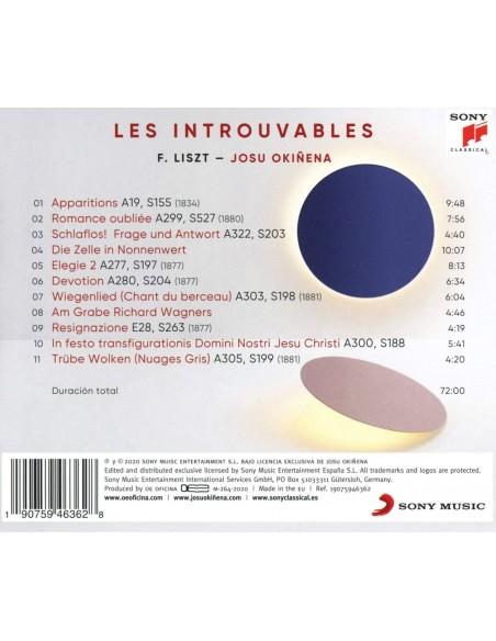 Franz Liszt: Les Introuvables (1 CD)