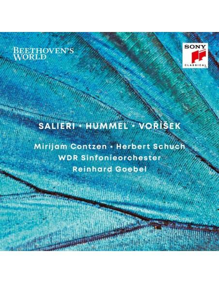 Beethoven'S World: Salieri, Hummel, Vorisek (1 CD)