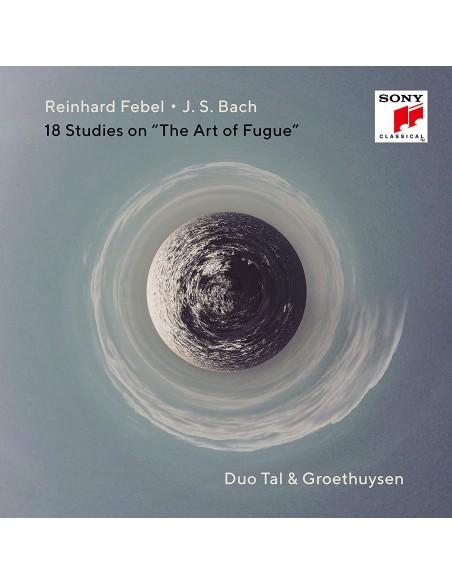 J.S. Bach & Reinhard Febel: Studies On The Art Of Fugue (2 CD)
