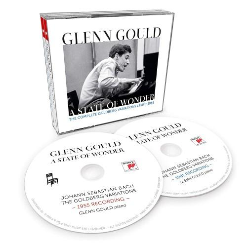 Glenn Gould - A State Of Wonder - The Complete Goldberg