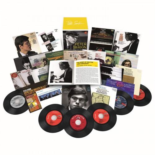 Peter Serkin Complete Album Collection (35 CD)